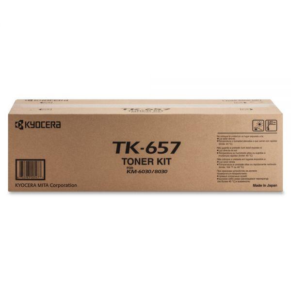 Kyocera TK657 Black Toner Cartridge