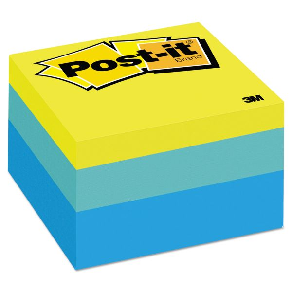 "Post-it 3"" x 3"" Notes Cube"