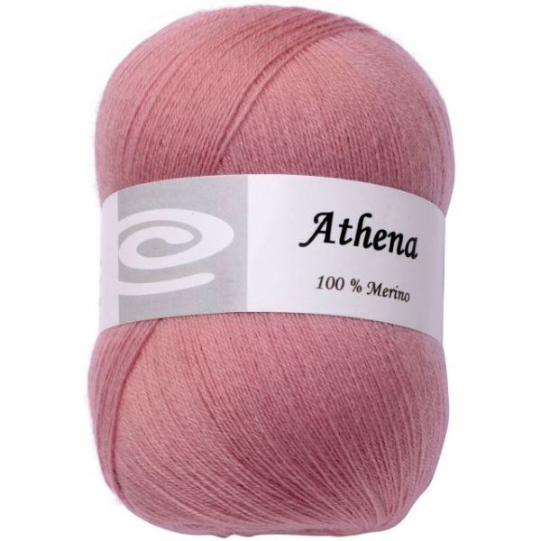 Elegant Athena Yarn - Misty Rose