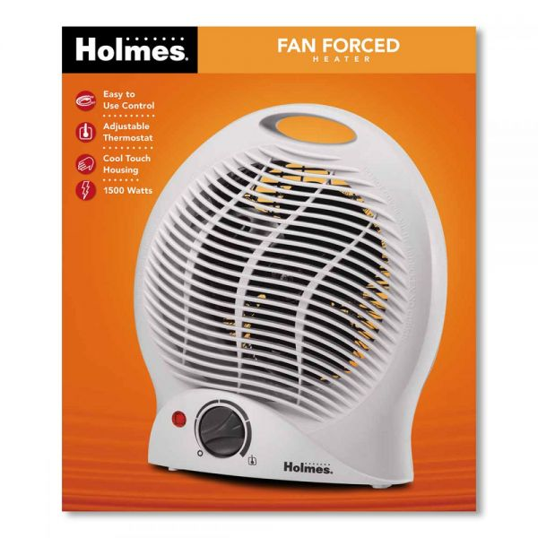 Holmes Compact Electric Heater Fan