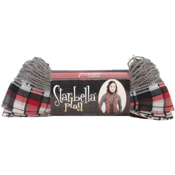 Premier Starbella Plaid Yarn