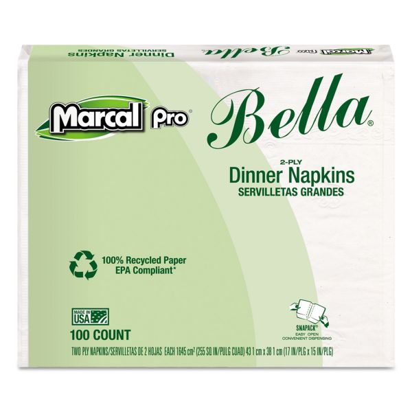 Marcal Bella Large Dinner Napkins
