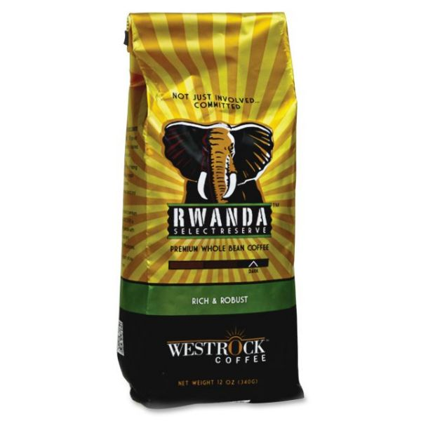 Westrock Rwanda Select Reserve Dark Ground Coffee