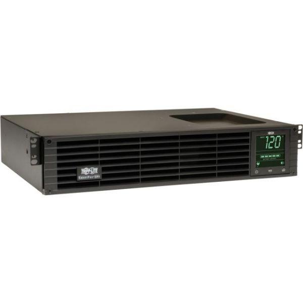 Tripp Lite UPS Smart 1000VA 800W Rackmount AVR 120V Pure Sine Wave USB DB9 SNMP 2URM
