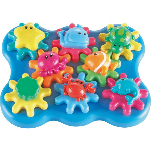 Learning Resources Jr Gears Under Sea Building Set