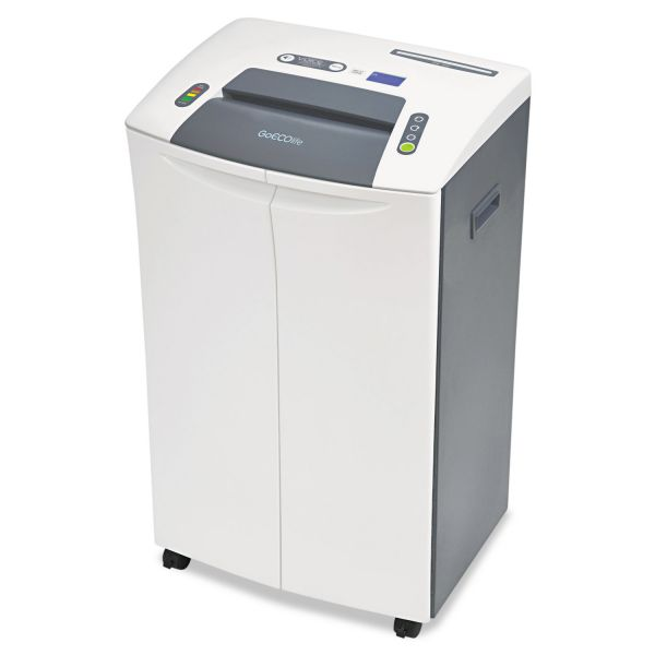 GoECOlife GXC220TC Heavy-Duty Commercial Cross-Cut Shredder, 22 Sheet Capacity