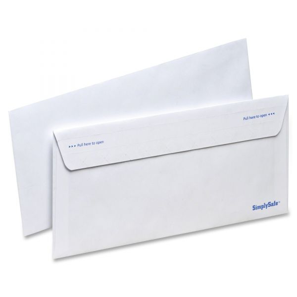 Ampad Gold Fibre SimplySafe Business Envelopes