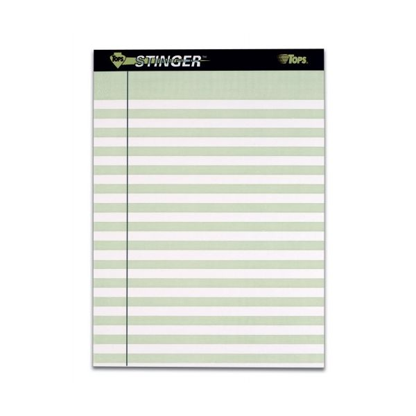 TOPS Stinger Letter-Size Legal Pads