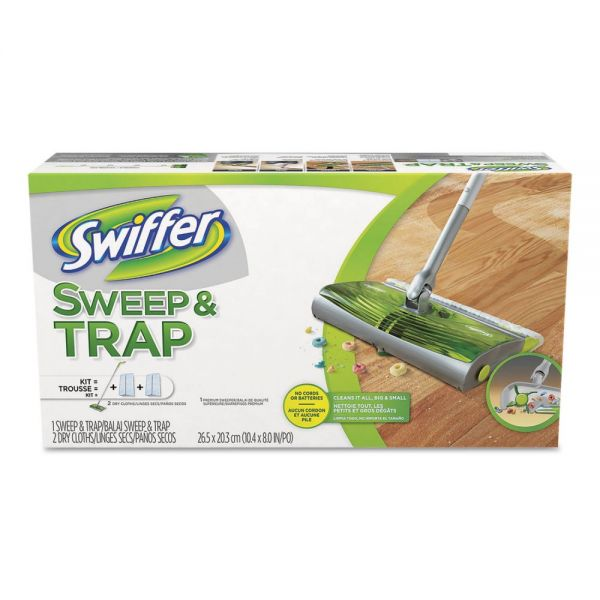 Swiffer Sweep & Trap System