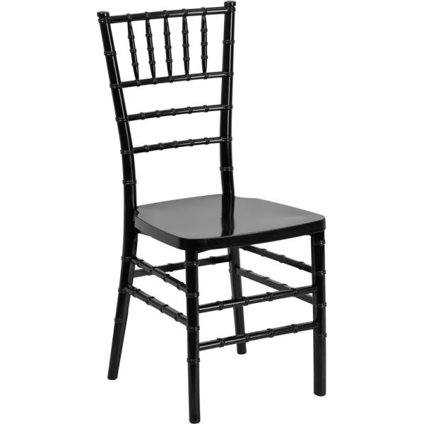 Flash Furniture Black Chiavari Chair