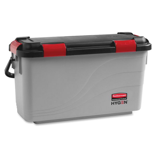 Rubbermaid Microfiber Pads Charging Bucket