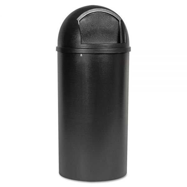 Rubbermaid Marshal Classic 25 Gallon Trash Can