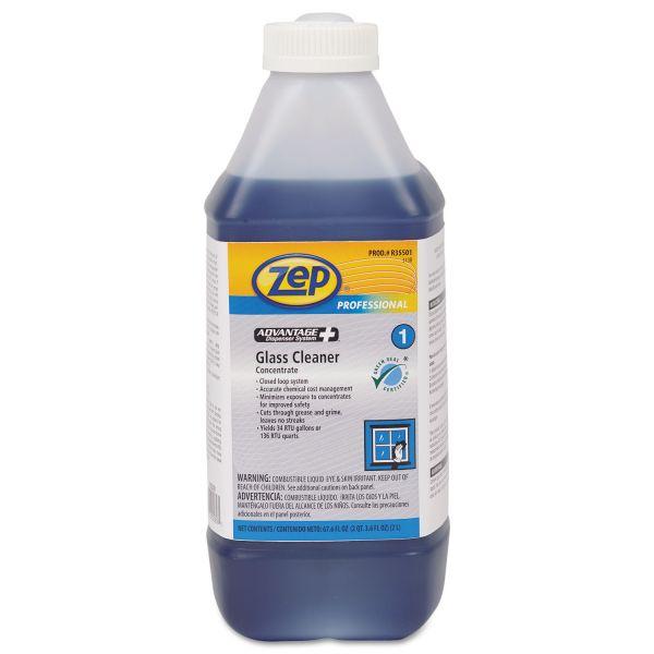 Zep Advantage+ Glass Cleaner
