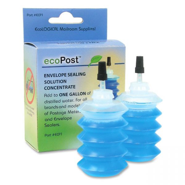 EcoPost Envelope Sealing Solution Concentrate