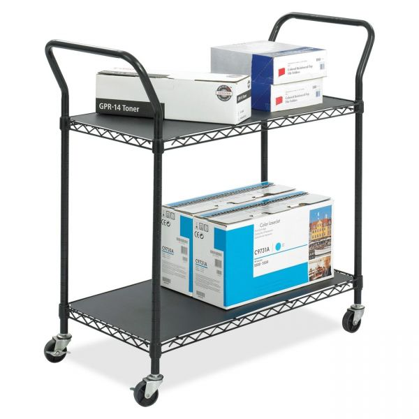 Safco Wire Utility Cart