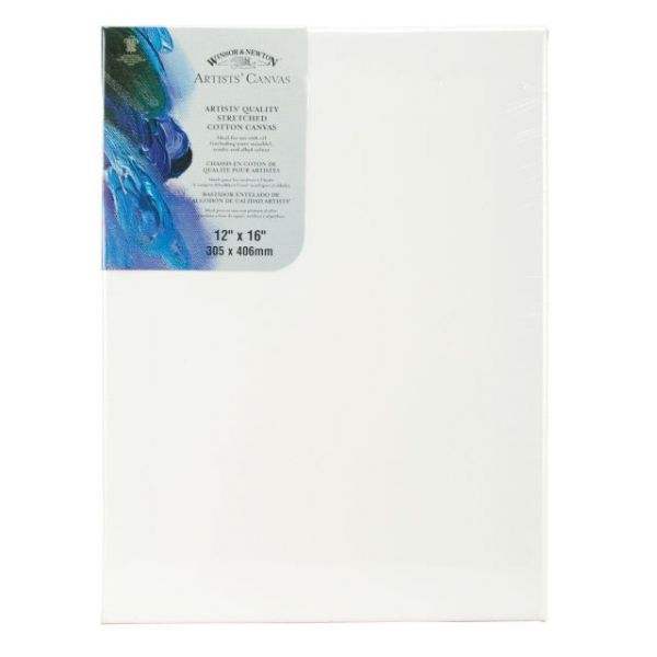 Artists' Quality Stretched Canvas Board