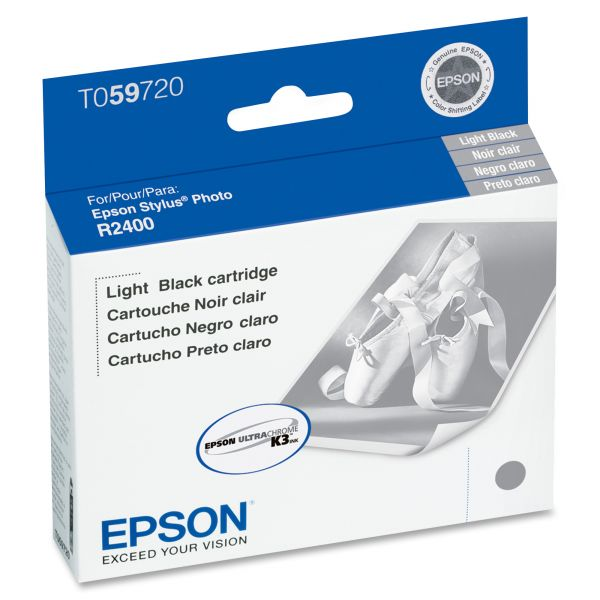 Epson T0597 Light Black Ink Cartridge