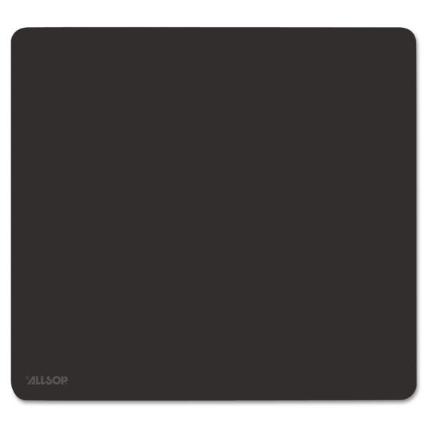 "Allsop Accutrack Slimline Mouse Pad, ExLarge, Graphite, 12 1/3"" x 11 1/2"""