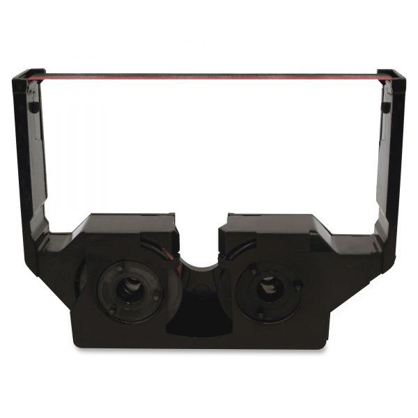 Victor 7011 Calculator Ribbon, Black/Red, 12 per Box