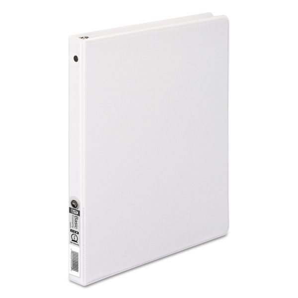 "Wilson Jones 1/2"" 3-Ring View Binder"