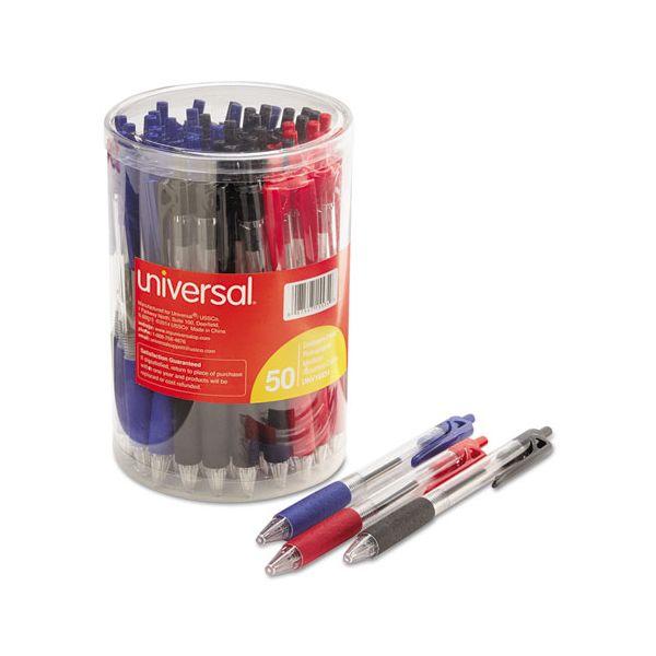 Universal Economy Retractable Ballpoint Pens