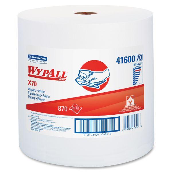 WYPALL X70 Jumbo Roll Wipers