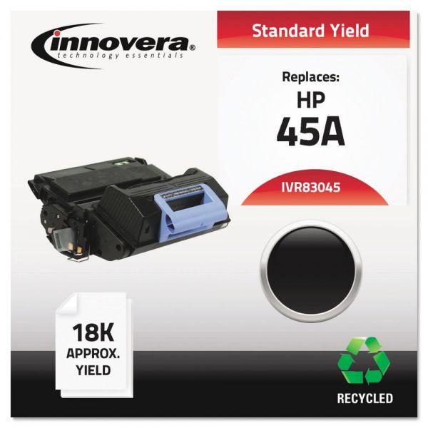 Innovera Remanufactured Q5945A (45A) Toner, Black