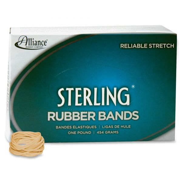 Sterling #12 Rubber Bands