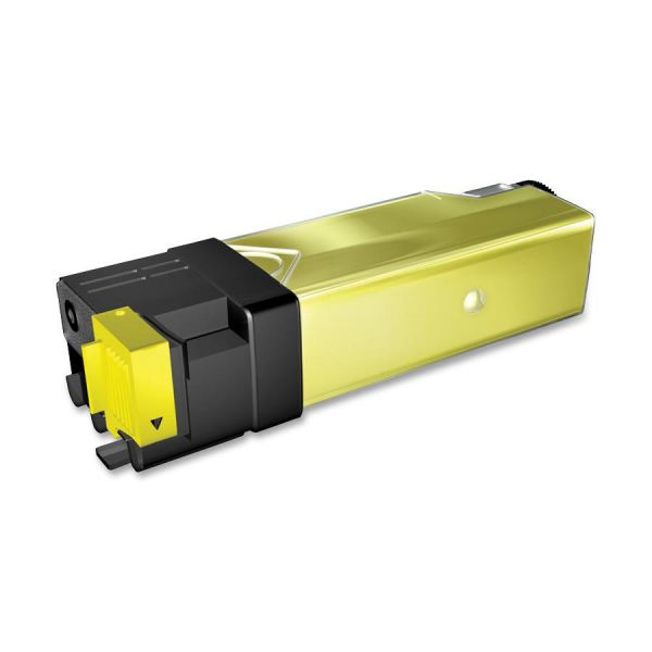 Media Sciences Remanufactured Xerox 106R01454 Yellow Toner Cartridge