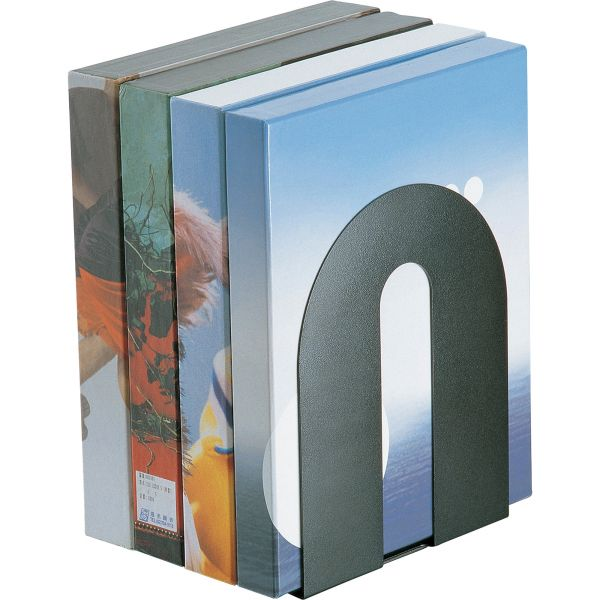 OIC Steel Construction Heavy-Duty Bookends