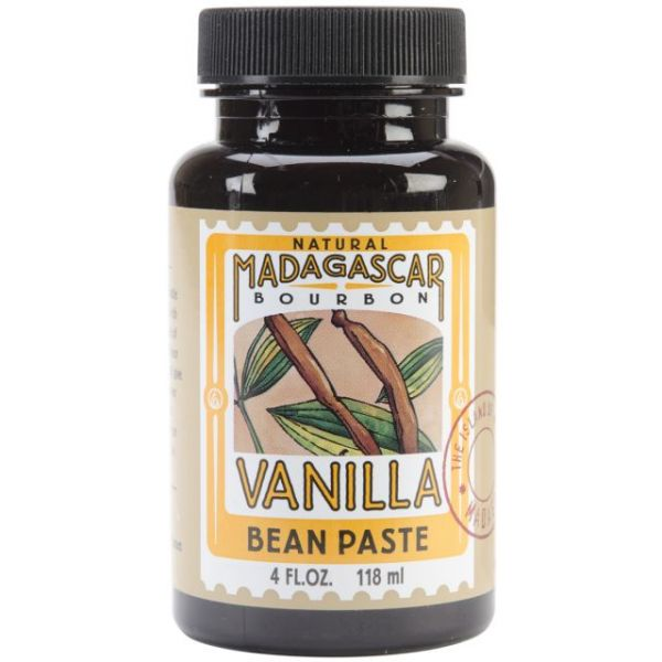 Natural Madagascar Vanilla Bean Paste