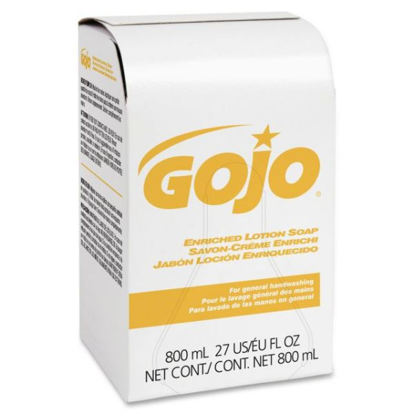 Gojo Moisturizing Lotion Hand Soap Refill
