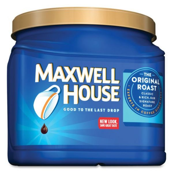 Maxwell House Original Coffee (1.91 lbs)