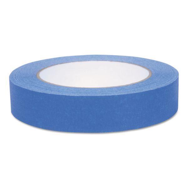 "Duck Color Masking Tape, .94"" x 60 yds, Blue"