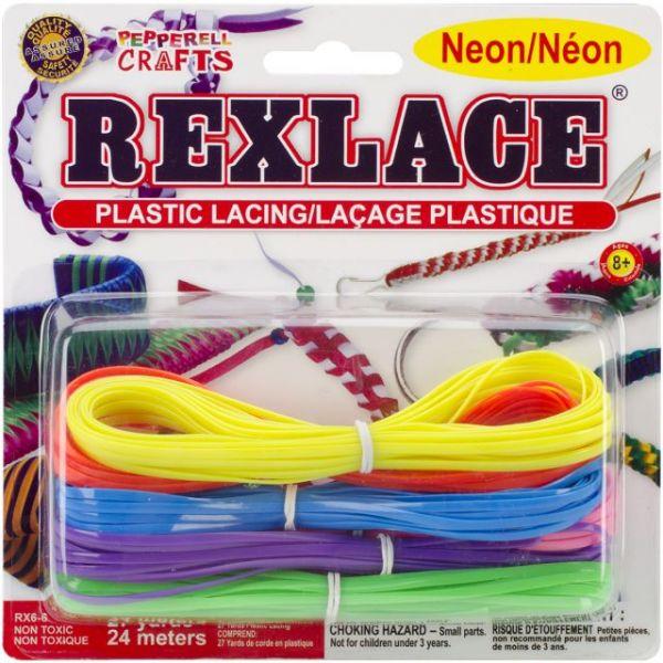 Rexlace Plastic Lacing