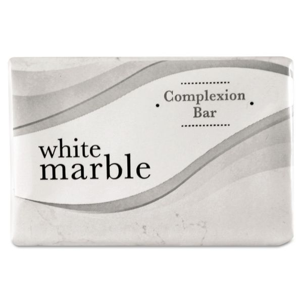 White Marble Travel Size Complexion Bar Soap