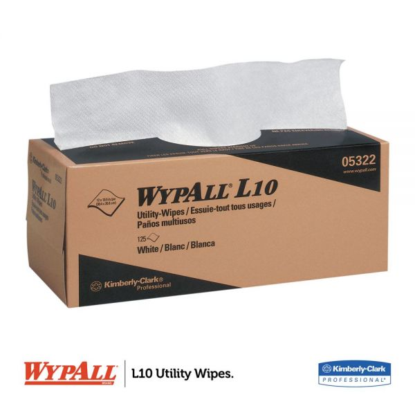 WYPALL L10 Utility Wipes