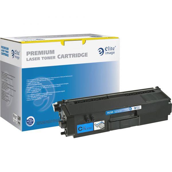 Elite Image Remanufactured Brother TN315C Toner Cartridge