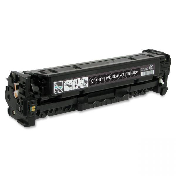 SKILCRAFT Remanufactured HP CC530A Black Toner Cartridge