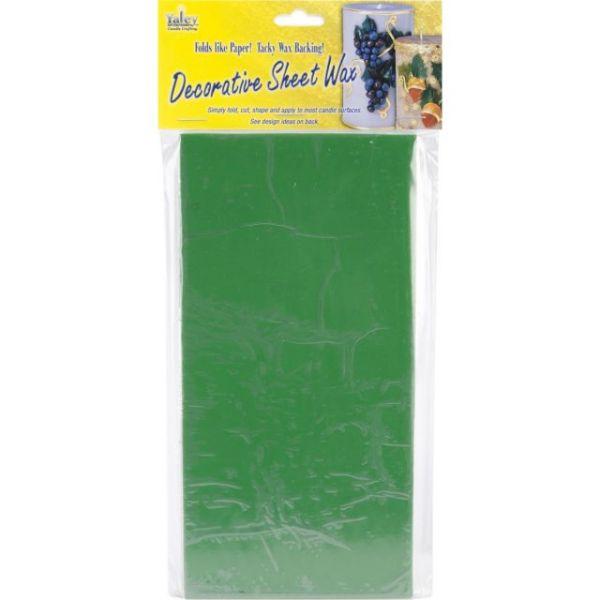 "Decorative Wax Sheets 4""X8"" 8/Pkg"