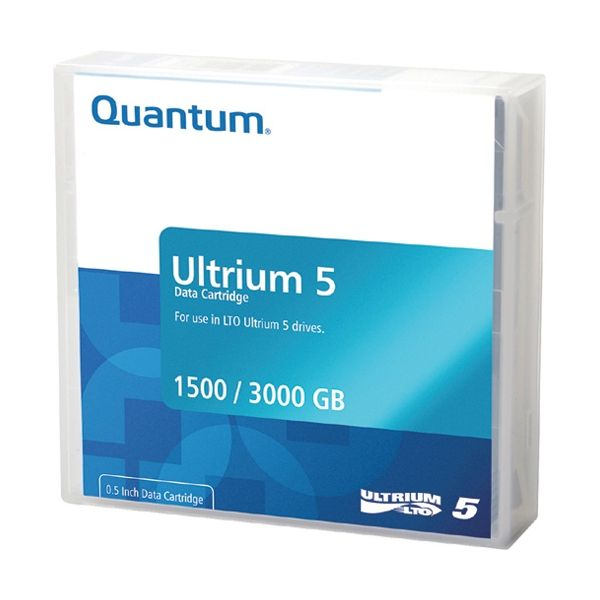 Quantum MR-L5MQN-01-10PK LTO Ultrium 5 Data Cartridge