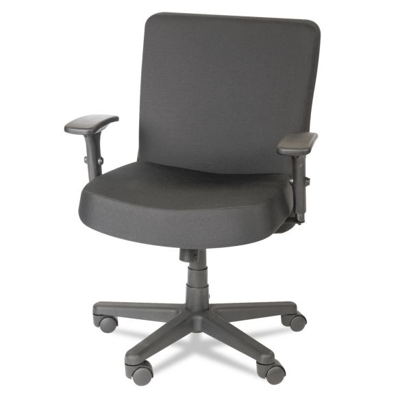 Alera Plus XL Series Big & Tall Mid-Back Task Chair