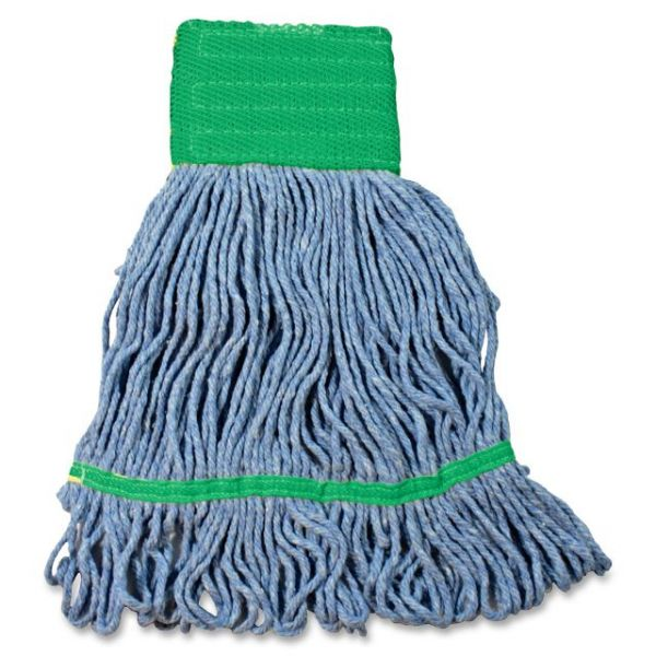 Impact Products Saddle-Type Wet Mop Head with Tailband