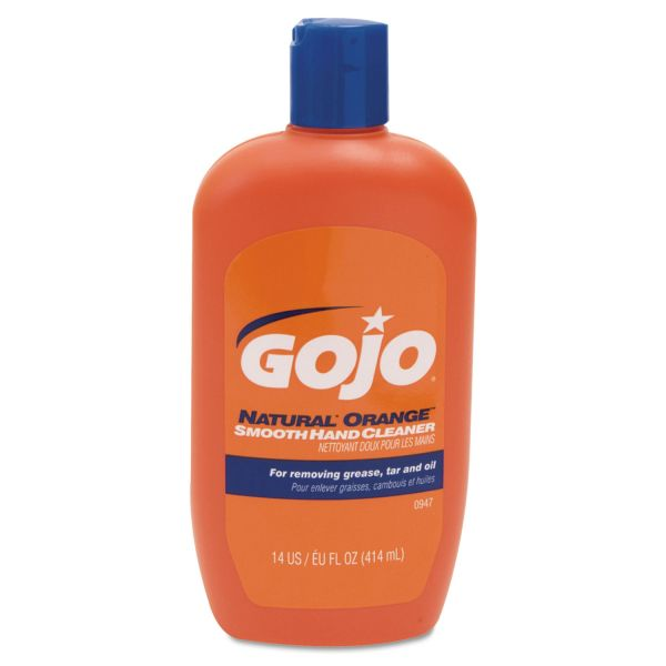 GOJO Natural Orange Smooth Hand Soap