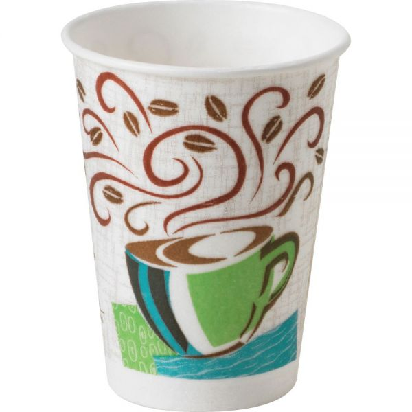 Dixie PerfecTouch 8 oz Paper Coffee Cups