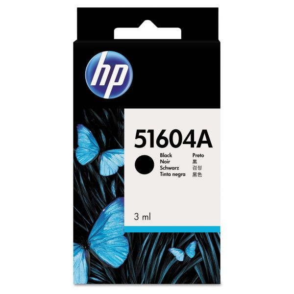 HP 51604A Black Ink Cartridge
