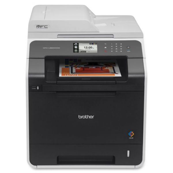 Brother MFC-L8600CDW Laser Multifunction Printer - Color - Plain Paper Print - Desktop