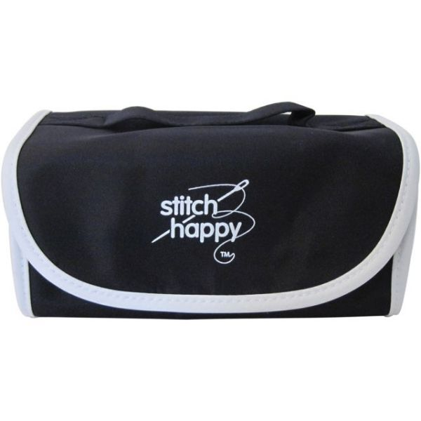 "Stitch Happy Fold N Go Notions Box 4""X8.25""X4.25"""