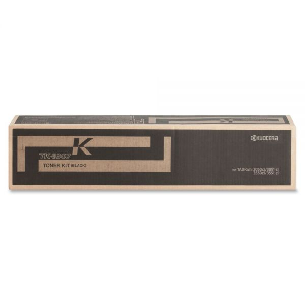 Kyocera TK8307K Black Toner Cartridge