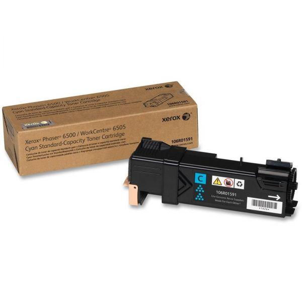 Xerox 106R01591 Cyan Toner Cartridge